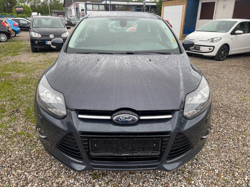 Ford Focus 1,6 SCTi 150 Titanium stc. Benzin modelår 2011 km