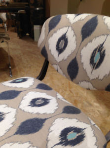 4 chaises design