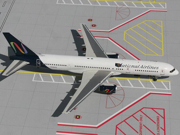 saldi Gemini Jets 1 200 200 200 Scale National Airlines Boeing 757-200 N546NA G2NAL094  promozioni eccitanti