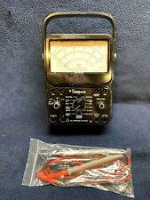 Simpson 260 7p Multimeter With New Leads Completely Tested Excellent Condition