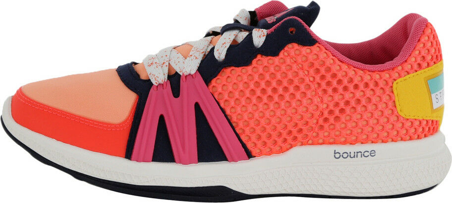 ADIDAS IVELY WOMENS CROSS TRAINER UK SIZES  ORANGE/SOLAR RED/SUPER YELLOW