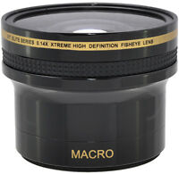 Super Ultra Wide Angle Macro Fisheye Lens For Pentax Slr Digital Camera K10d