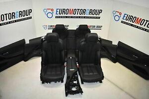 BMW-F13-6er-Interni-IN-Pelle-Comfort-U-Pelle-Dakota-Nero