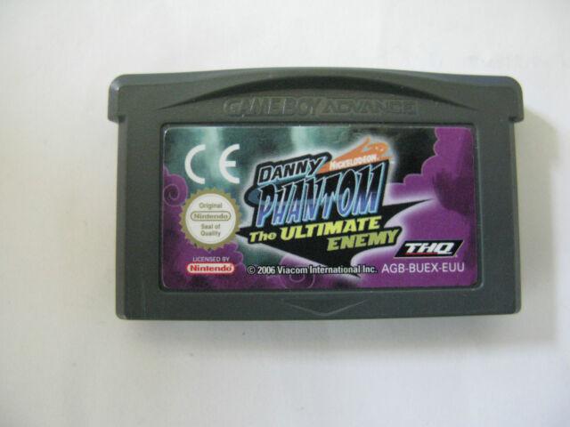 Game Boy Advance - Danny Phantom
