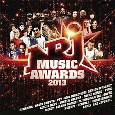 VARIOUS ARTISTS - NRJ MUSIC AWARDS 2013 NEW CD