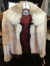 Ladies Small Fur Coat