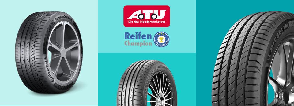 10%-Gutschein* für Reifen — Zur Auswahl - 10%-Gutschein* für Reifen