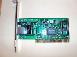 DFE-530TX+ REV.D2 WINDOWS 7 X64 TREIBER