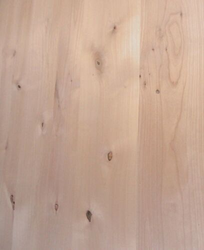 "Alder Knotty Rustic wood veneer 48/"" x 96/"" on paper backing with PSA adhesive"