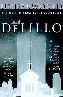 Underworld by Don DeLillo (Paperback, 1998), Free postage with tracking