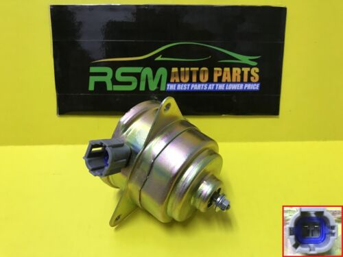 New Lancer 02-07 2.0L 4G94 Fan Motor with Plug Left Side