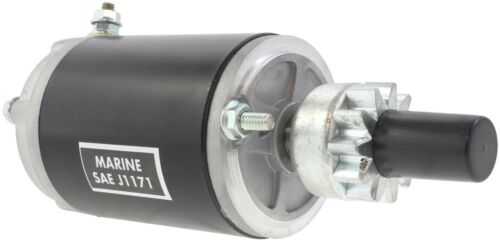 New Starter fits OMC JOHNSON EVINRUDE E20 E25 E28 E33 E40 Marine 18-5629 18-5645
