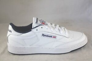 reebok club c 85 white navy