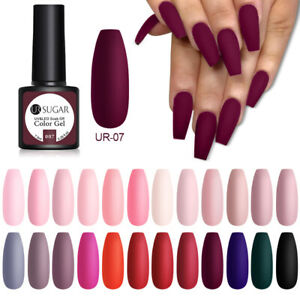 UR-SUGAR-7-5ml-Matte-Smalto-Gel-UV-per-Unghie-Gel-Nail-Polish-Soak-Off-Nail-Art