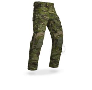 Crye PRECISIÓN G3 Combate Pantalones Multicam Tropic - 34 corto