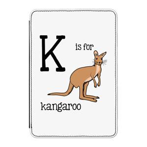 K-es-para-CANGURO-Funda-para-Kindle-6-034-E-Reader-Divertido-AUSTRALIA-Abecedario