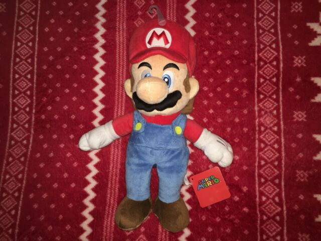 Super Mario Mario Plush Pillow