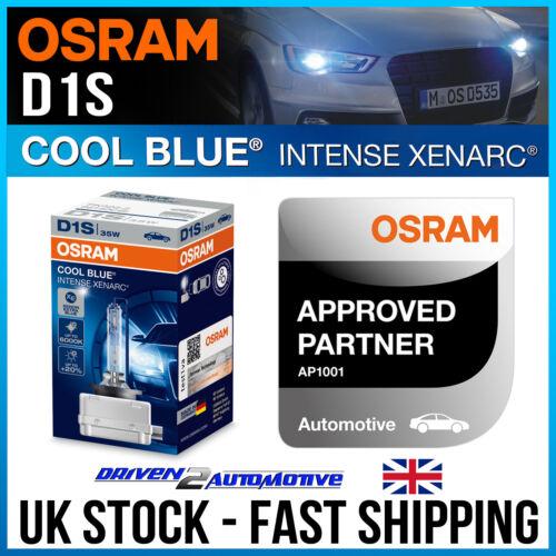 E60 1x OSRAM D1S XENARC COOL BLUE FITS BMW 5 545 i