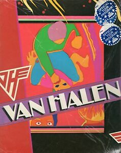 VAN-HALEN-1981-FAIR-WARNING-TOUR-CONCERT-PROGRAM-BOOK-SEALED-NEAR-MINT-2-MINT