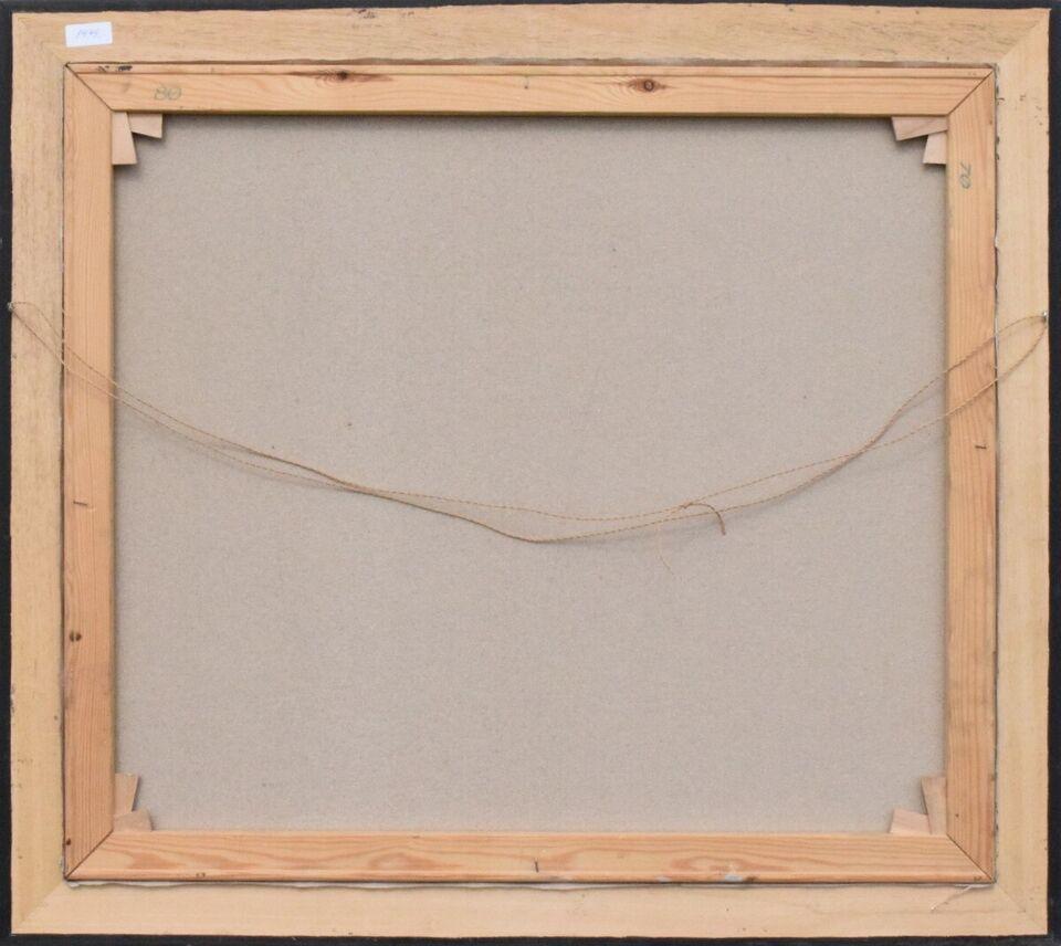 Oliemaleri, af Arling Gade ( 1919-2011), motiv: Dyr