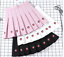 Kawaii Girl Skirt Pleated Strawberry Embroidery Harajuku Lolita Cute Dresses New