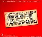 The Historic Carnegie Hall Concert [Box] by Judy Garland (CD, Feb-2012, 2 Discs, JSP (UK))