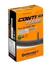 Continental Tour 28 Slim Road Bike Inner Tube 700c x 28-37 Schrader - 40mm
