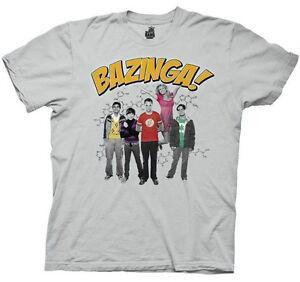The-Big-Bang-Bazinga-Group-Adult-Shirt-Size-Small