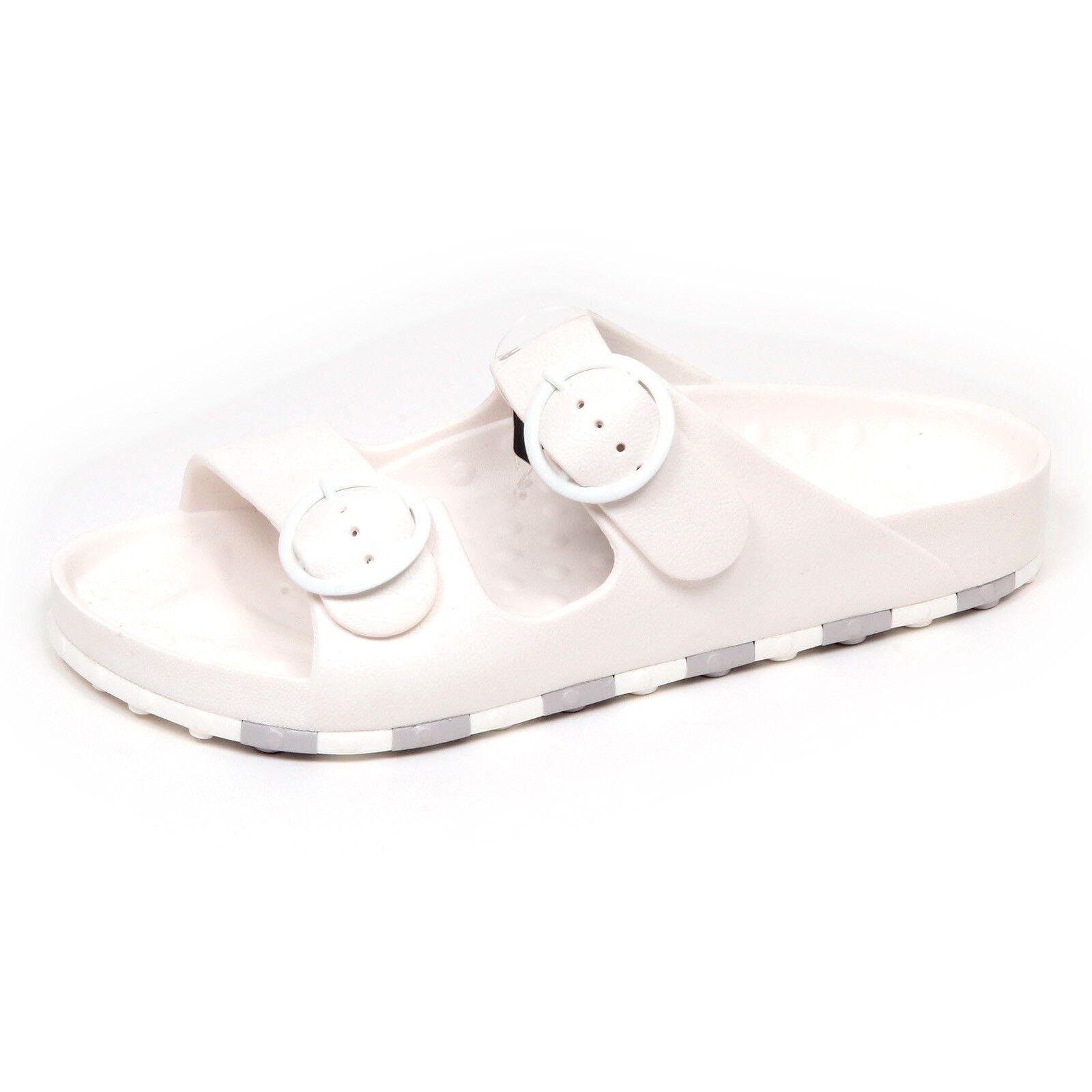 E8068 (sin Caja) Sandalo hombres Goma blancoo Ccilu Horizon Sandalia Zapato hombre