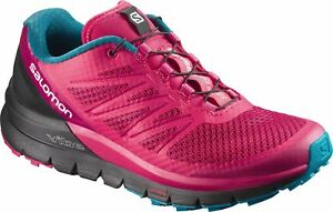 salomon sense pro max trail running shoes (for women) queda