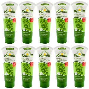 Kamill Hand & Nagelcreme CLASSIC 10 x 100 ml für normale Haut