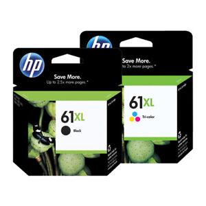 Genuine Original HP 61 / 61XL Ink Cartridge for HP Deskjet ...