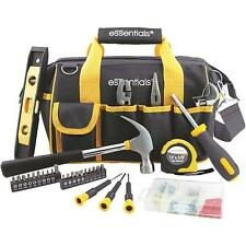 Essentials Around The House Homeowner S Tool Set With Black Bag 32