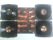 "Rare 4x12"" Vinyl LP Box Set - Aphex Twin - Drukqs - Warp Records 2001"