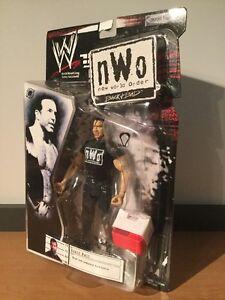 Scott Hall NWO Back /& Bad Jakks Pacific WWF WWE Action Figure