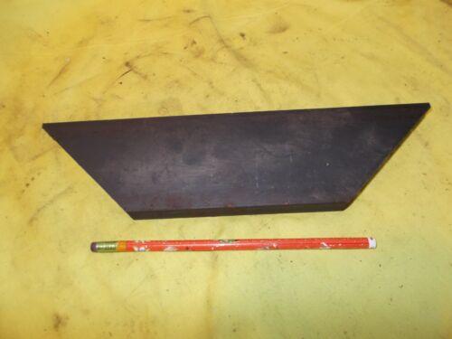 "A-36 STEEL FLAT BAR STOCK welding shop plate stock 3//4/"" x 3/"" x 11 1//2/"" ANGLE CUT"