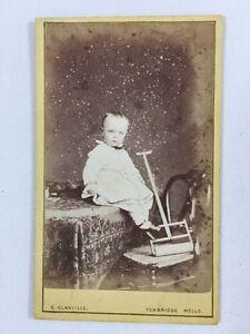 Image Is Loading Victorian Carte De Visite CDV G Glanville Tunbridge