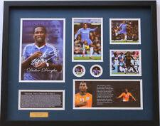 New Drogba Signed Chelsea Limited Edition Memorabilia