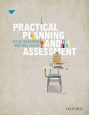 1 of 1 - Practical Planning and Assessment by Bill Allen, Kylie Readman (Paperback, 2013)