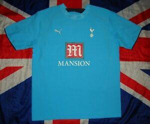 Tottenham Hotspur Spurs Away Football Soccer Shirt Jersey Puma 2006 2007 Ebay