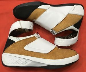 4c5d420b33e20d Jordan Retro XX 20 East Coast Chutney Wheat Black White 310455-711 ...