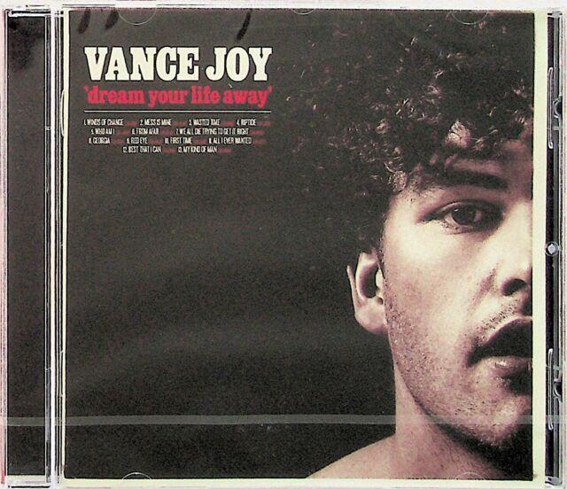 Vance Joy -Dream Your Life Away CD 2014-NEW-Folk Rock (Winds Of Change/Riptide)