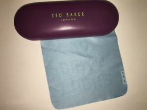 detailed look c8411 e8c6b Details about Ted Baker Glasses Case