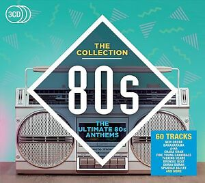80s-THE-COLLECTION-Best-Of-3-CD-SET-2016-Music-CD-Compilation