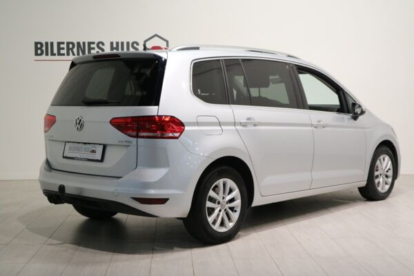 VW Touran 2,0 TDi 150 Highline DSG 7prs - billede 1