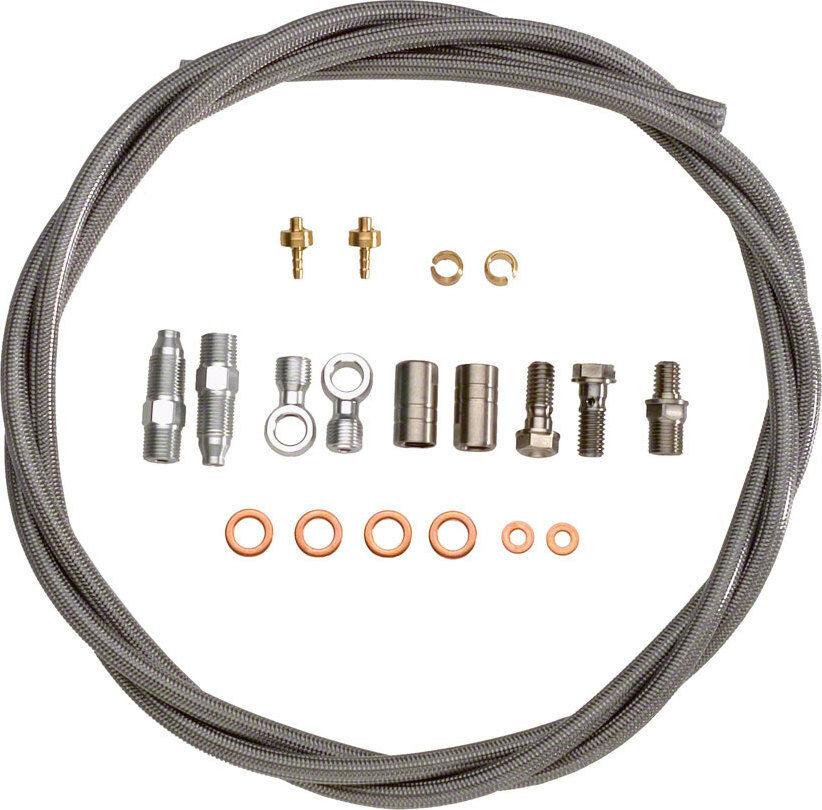 Hope Inoxidable Cable Del Freno Kit por Goodridge