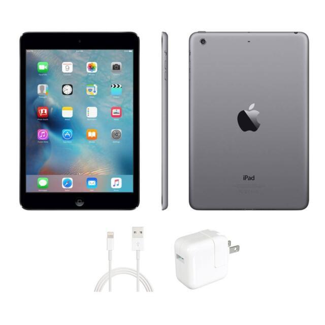 finest selection 974c0 9d98c Apple iPad mini 2 7.9'' Tablet 16GB Wi-Fi - Space Gray