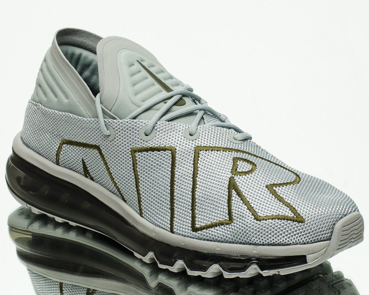 Nike Air Max Flair men lifestyle sneakers new light pumice green 942236-009