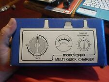 New Old Stock Model Expo RC Radio Control Multi Quick Battery Car Charger Adapto