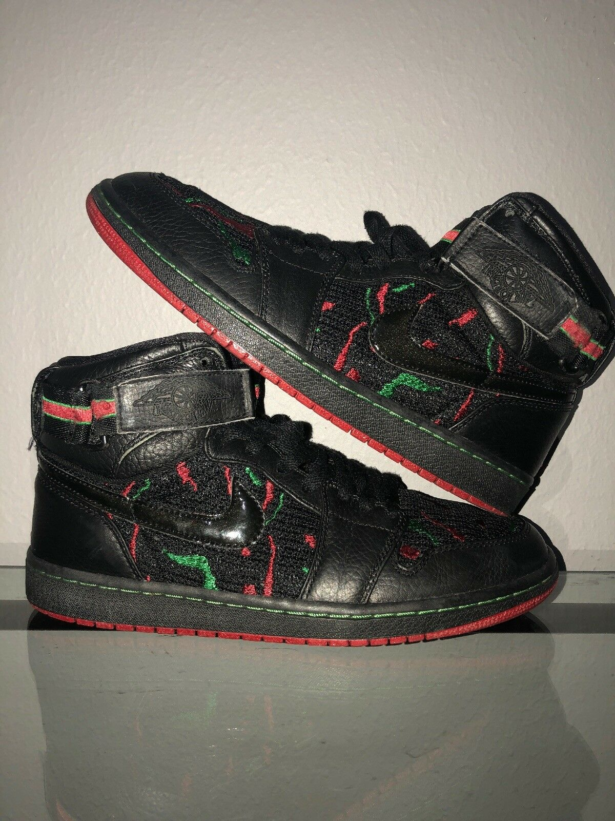 Nike Jordan Air Strap High 1 4e42fyapy41678 Athletic Shoes